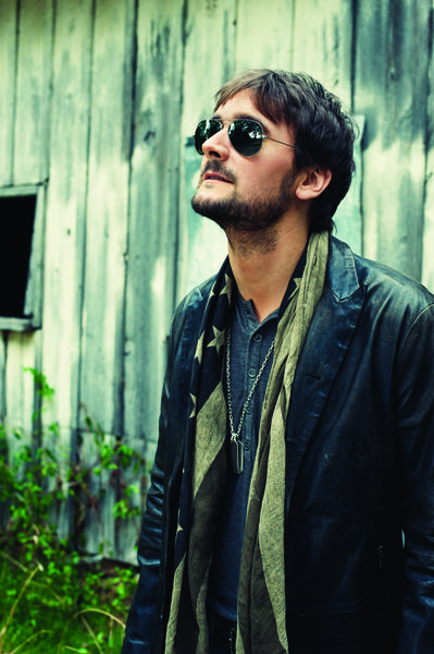 Eric Church will perform Saturday, Dec. 15, at the BB&T Center in Sunrise