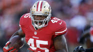 "Brandon Jacobs has done a lot of complaining on social media lately about his lack of playing time with the San Francisco 49ers, saying on one site, ""I am on this team rotting away."""