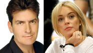 "<span style=""font-size: small;"">Charlie Sheen thinks Lindsay Lohan is ""a very good and decent young lady that is just going through a lot.""</span>"
