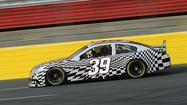 Photos: Sprint Cup Series Testing at Charlotte Motor Speedway
