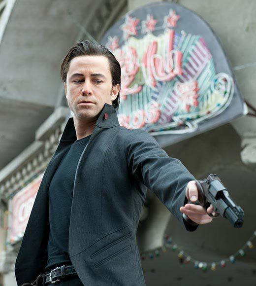 """The Avengers""<br> ""The Dark Knight Rises""<br> ""Looper"" (pictured)<br> ""Skyfall"""