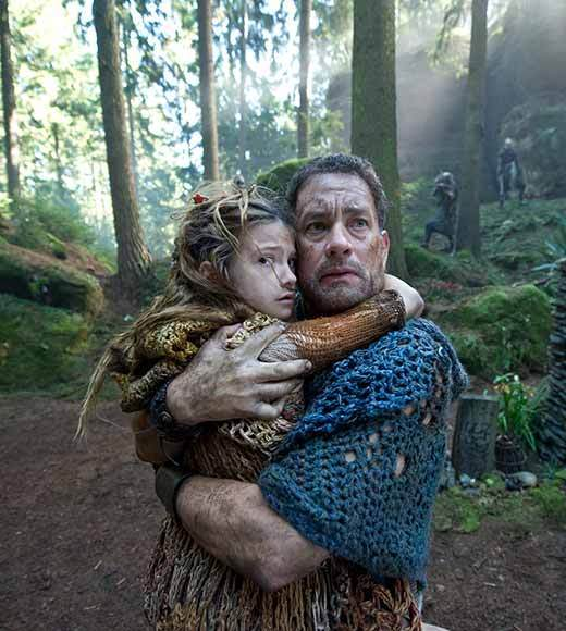 2013 Critics' Choice Movie Awards nominees: Cloud Atlas (pictured) The Hobbit Les Mis�rables  Lincoln