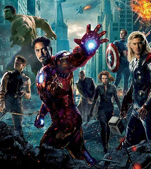 2013 Critics' Choice Movie Awards nominees: The Avengers (pictured) Cloud Atlas The Dark Knight Rises The Hobbit Life of Pi