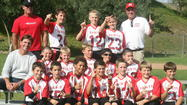 The Saint Bonaventure Catholic School boys' flag football team from Huntington Beach capped off an undefeated season by beating St. Hedwig, 36–28, bringing its record to a memorable 16-0.