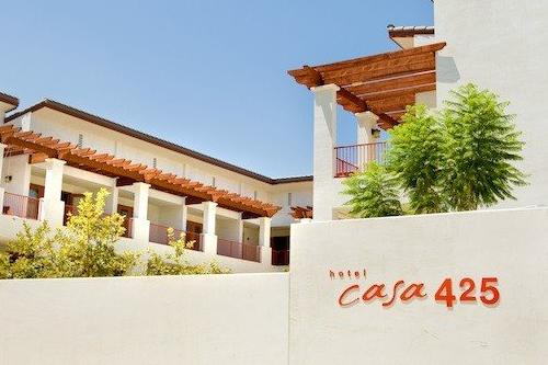 Hotel Casa 425 opened in 2007 in the historic section of Claremont.