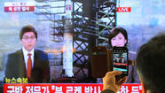 SEOUL -- North Korea launched a long-range rocket Wednesday morning in defiance of international warnings that the second test-firing of a missile this year would violate international sanctions.