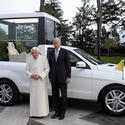 Mercedes-Benz Popemobile