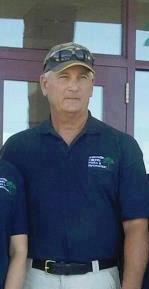 """Clinton """"Leeds"""" Corbin, a park manager for Jefferson County Parks and Recreation, fell 11 feet headfirst into a hole in the ground. The fall broke his neck, leaving him without use of his arms and legs."""