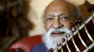 Ravi Shankar, 91, India's most famous classical musician in the West since his collaborations with Beatle George Harrison and violinist Yehudi Menuhin in the 1960s, makes an infrequent concert appearance when he performs at the Terrace Theater in Long Beach on March 25.