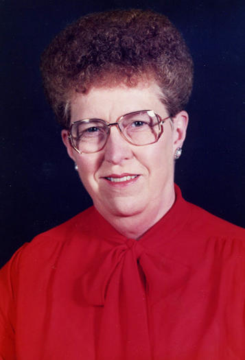 Mary Ann Darling (Brady) Fischer