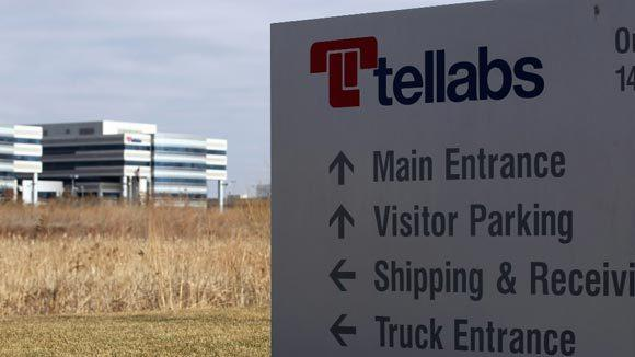 Tellabs Inc. in Naperville.