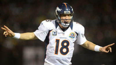 Behind Enemy Lines: Broncos QB Peyton Manning has different vie…