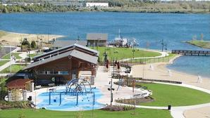 Crystal Lake's 3 Oaks recreation area honored