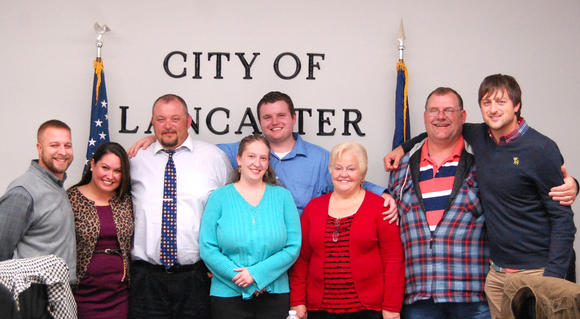 Current Lancaster City Council members