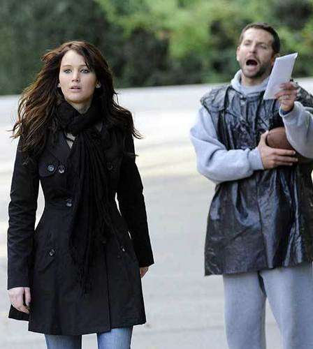 """Argo""<br> ""The Best Exotic Marigold Hotel""<br> ""Les Miserables""<br> ""Lincoln""<br> ""Silver Linings Playbook"" (pictured)"