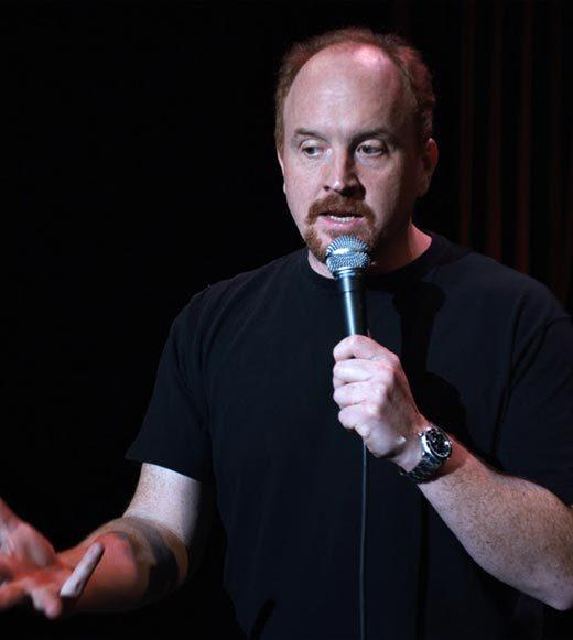 "Alec Badwin - ""30 Rock""<br> Ty Burrell - ""Modern Family""<br> Louis C.K. - ""Louie"" (pictured)<br> Jim Parsons - ""The Big Bang Theory""<br> Eric Stonestreet - ""Modern Familly"""