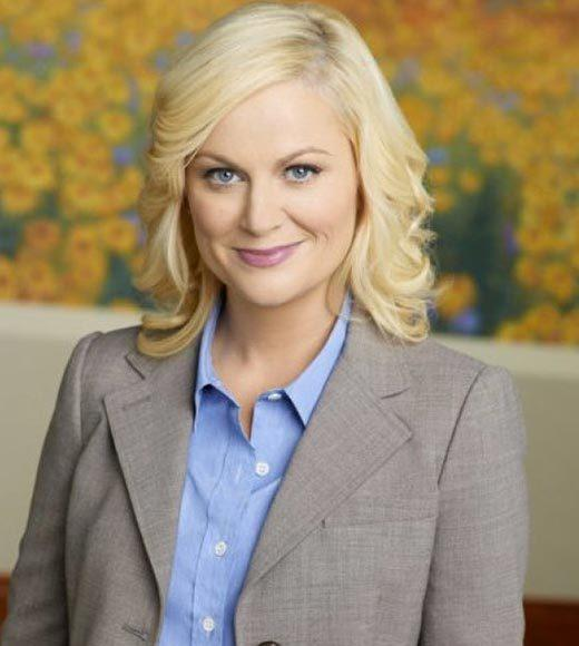 "Edie Falco - ""Nurse Jackie""<br> Tina Fey - ""30 Rock""<br> Amy Poehler - ""Parks and Recreation"" (pictured)<br> Sofia Vergara - ""Modern Family""<br> Betty White- ""Hot in Cleveland"""