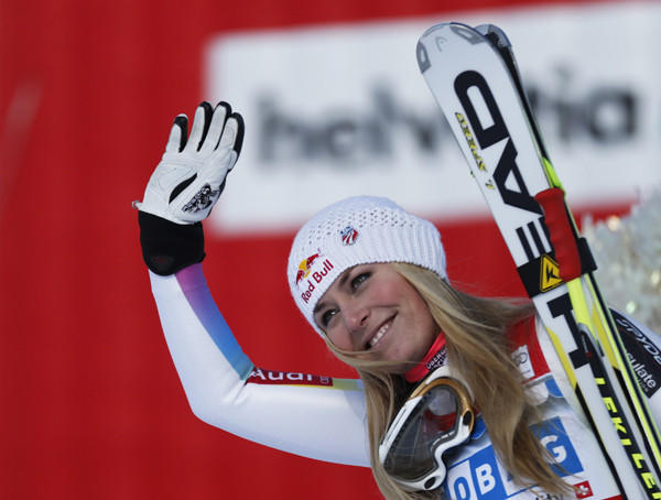 AskMen's 99 most desirable women: No. 73: Lindsey Vonn