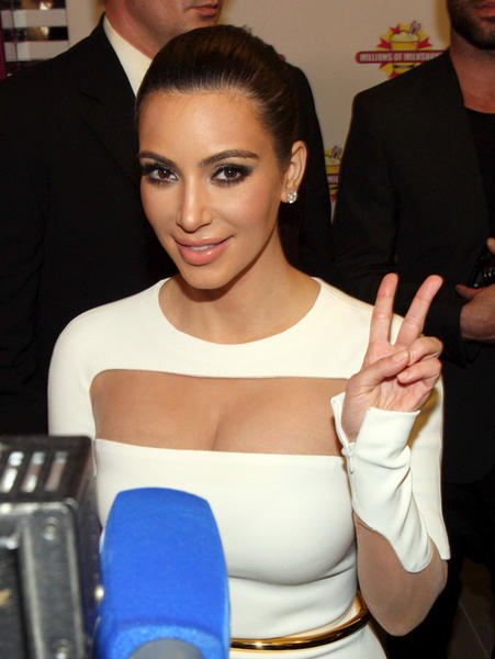 AskMen's 99 most desirable women: No. 98: Kim Kardashian