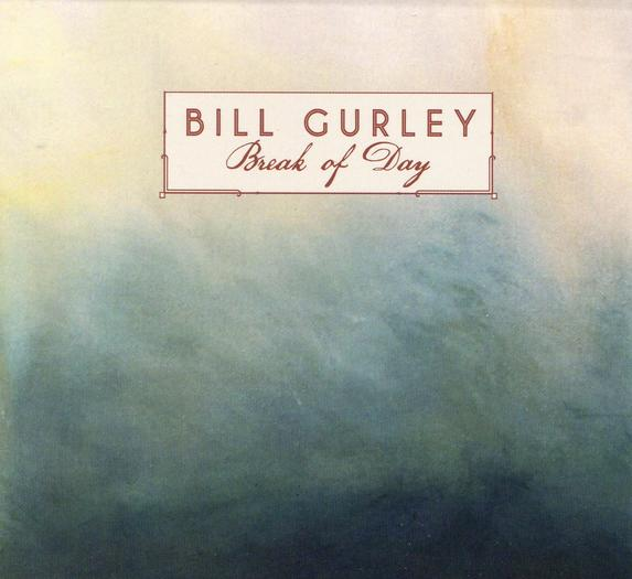 """Break of Day"" is the first solo album from veteran acoustic musician and Northern Neck resident Bill Gurley."
