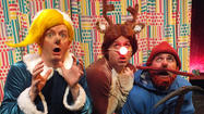 Review: 'Rudolph the Red-Nosed ReinDOORS' a dazzling but odd mashup