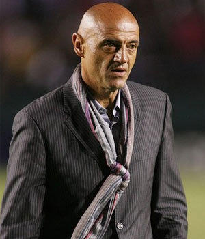 Jose Luis Sanchez Sola, who formerly ran the youth program and the first-division Mexican League team in Puebla, has been hired as coach of Chivas USA.