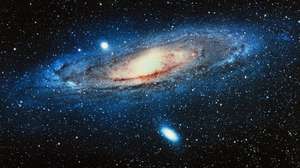 Scientists detect a microquasar in nearby Andromeda galaxy