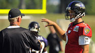 Ravens quarterback Joe Flacco got the news via an early Monday morning phone call from coach John Harbaugh. Cam Cameron, the only offensive coordinator that Flacco has ever worked with in the NFL, had just been fired.