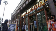 Teen retailer Urban Outfitters may have tipped itself into the naughty list with a holiday catalog of gift suggestions laced with profanity.