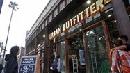 Urban Outfitters holiday mailing drops storm of 'F' bombs