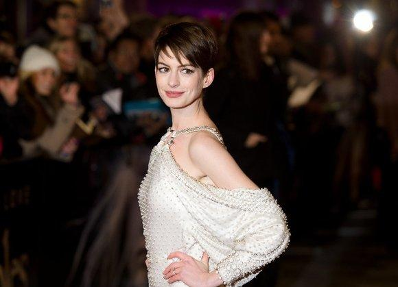 Anne Hathaway discusses no-underwear incident