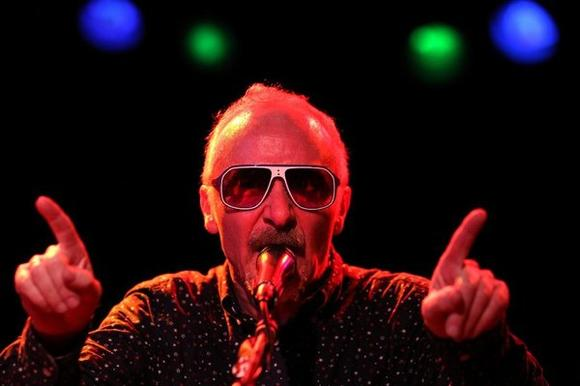 Graham Parker at the Roxy