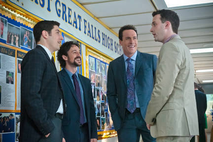 12 underrated movies from 2012: There was no reason to expect American Reunion to be any good. The previous two sequels stunk. Badly. That shouldnt have prevented many from admitting Reunion does a nice job of reviving the characters and their story--and their continued, often funny efforts to finally grow up.   Click here for our full review