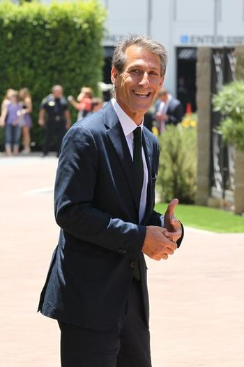 Sony Pictures Chairman Michael Lynton