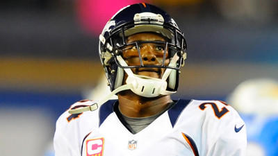 Champ Bailey, 'one of the greatest,' has Ravens' respect