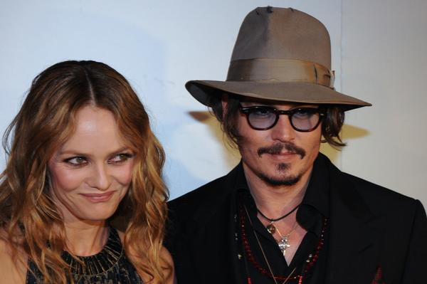 After 14 years together, Johnny Depp and Vanessa Paradis announced that they had split up.