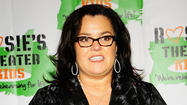 Rosie O'Donnell's heart attack