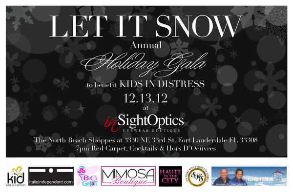 Kids in Distress Gala and Toy Drive