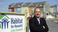 Habitat receiving Bank of America vacants