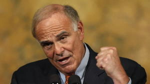 Rendell talks U.S. Transportation Secretary post