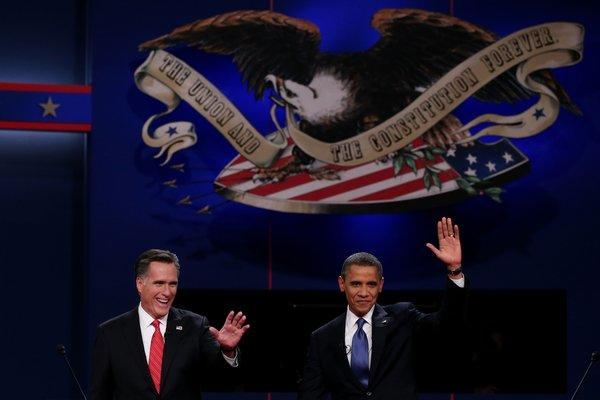 Though he performed significantly better in the two subsequent debates, President Obama's lackluster appearance in the first debate worried supporters and allowed Mitt Romney a victory lap. Romney persistently placed Obama on the defensive, and the incumbent stumbled along with guarded, unfocused arguments. Romney's strong performance arguably led to a tightening in the polls, however temporary it may have been.