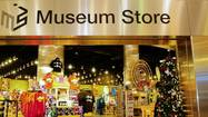 Museum of Science and Industry's gift shop