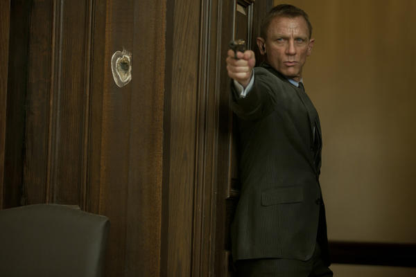 "I realize many will deem this heresy, but I decided after ""Skyfall"" that Daniel Craig is the best Bond yet. His brooding 007 was allowed more than flash and shiny new gizmos this time out and Judi Dench's M was given more dimension than the previous MI6 bosses have in the franchise's 50 years."