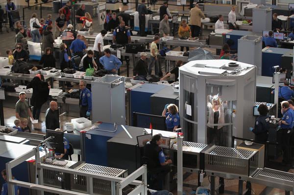 A 27-year-old engineer named Jonathan Corbett exposed a major flaw in TSA's full-body scanners (advanced imaging technology). He easily sneaked a small metal case through a full-body scanner by taking advantage of the scanner's use of color to identify illegal objects.