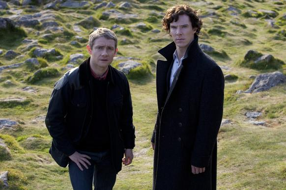 "From the Summer Olympics to BBC imports like ""Sherlock,"" pictured"