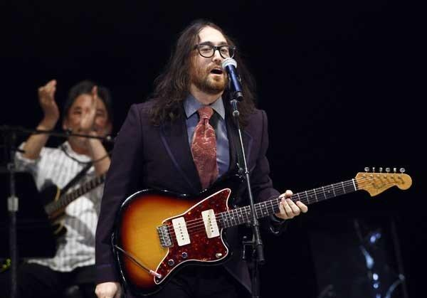 "Sean Lennon will be a guest on ""The Colbert Report"""