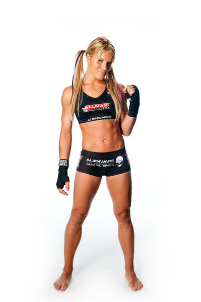 MMA fighter and Buffalo Grove native Felice Herrig is on the Bellator card Friday at the Horseshoe Casino in Hammond, Ind.