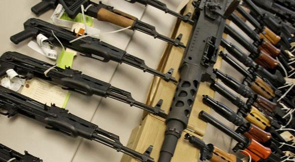 A federal judge sentenced a Phoenix man to prison for purchasing firearms for a Mexican drug cartel.