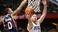 Pictures:  Orlando Magic vs. Atlanta Hawks