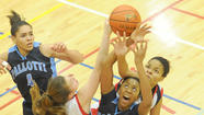 Roland Park vs. Pallotti girls basketball [Pictures]